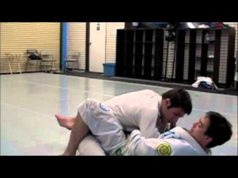 Coach Danny Straight Arm Lock from Closed Guard