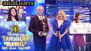 Ethel Booba is crowned as the first TNT Celebrity Grand Champion | Tawag ng Tanghalan