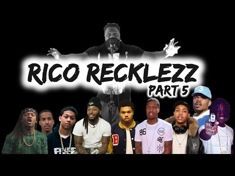 Trapp Tarell - Rico Recklezz Story(1-5)Ft Chief Keef,Bibby,ChanceTheRapper,Herb,MontanaOf300