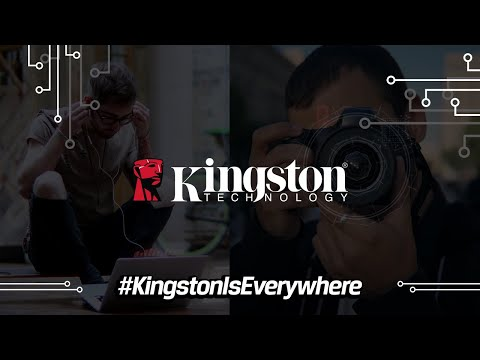 Kingston Genuine Products