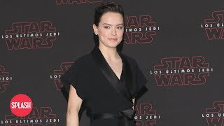 Daisy Ridley Admits the 'Star Wars' Cast Doesn't Hang Out | Daily Celebrity News | Splash TV
