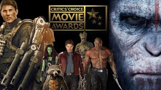AMC Movie Talk – Best Picture, Best Sci-Fi, Best Comedy Of 2014 For BFCA Awards