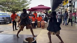 AKUMA DANCE ENSEMBLE - FUME FUME DANCE