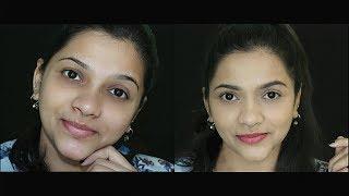 ಕನ್ನಡ | NUDE MAKEUP TUTORIAL | EVERYDAY SIMPLE MAKEUP LOOK IN KANNADA | Pavithra iyer