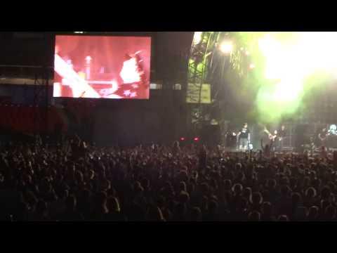 Green Day - St. Jimmy - Soundwave Sydney 23rd FEB 2014