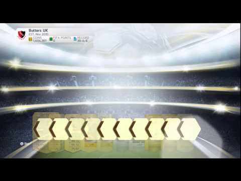 Fifa 14 Ultimate Team || Thursday Pack Night Episode 4