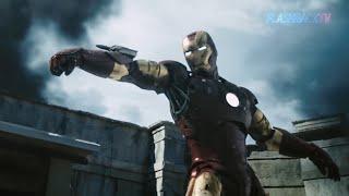 Тони Старк против банды десяти колец | Железный человек