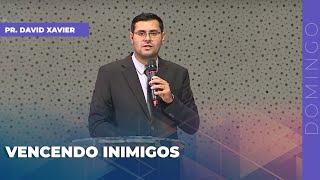 17/01/21 - VENCENDO INIMIGOS | Pr. David Xavier