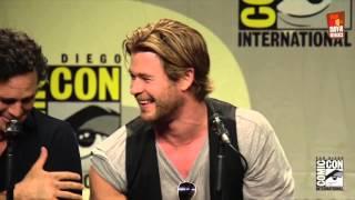 Avengers 2: Age of Ultron | FULL Comic-Con panel (2014
