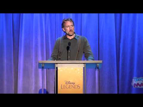 Brian Henson accepts Disney Legends award for his father Jim ...