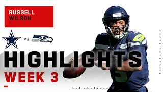 Russell Wilson Is OUTRAGEOUS! Back-to-Back 5-TD Games | NFL 2020 Highlights