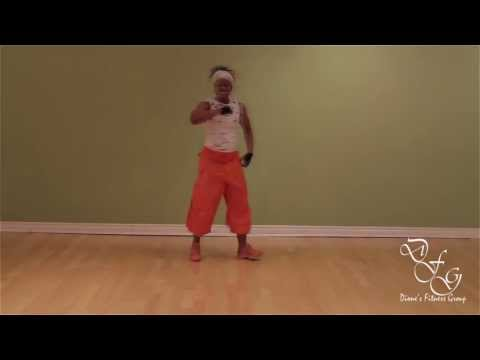 Zumba Choreography - Dione Mason Canada - U Can't Touch This - MC Hammer - Hip Hop
