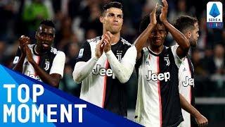 Ronaldo Makes It 701!   Juventus 2-1 Bologna   Top Moment   Serie A