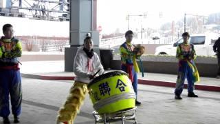 Lion Dance Drumming 2