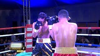 Romeo Duno vs. Kuldeep Dhanda   ESPN5 Boxing