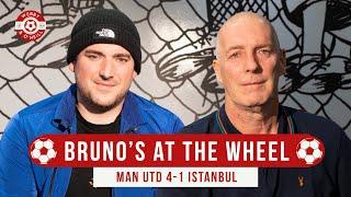 Bruno Fernandes: What A Goal! Man Utd 4-1 Istanbul Champions League