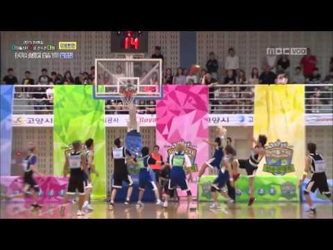 정용화 Jung YongHwa Unaired Cut Basketball ISAC 2015