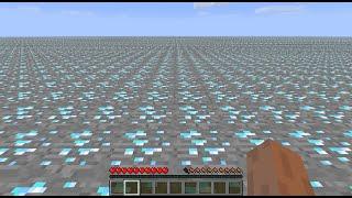 Minecraft-Superflat Diamond Survival (2)