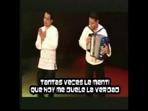Jorge Celedon - Hay hombe con Letra
