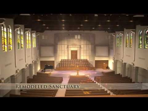 Take a Virtual Tour of First Baptist Church of Midland