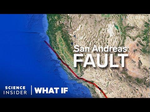 What If A Mega Earthquake Hit California