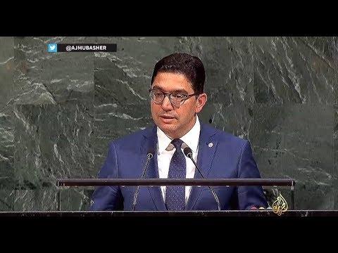 فيديو: بوريطة يهاجم إسرائيل ويدافع عن إفريقيا أمام قادة العالم بالأمم المتحدة