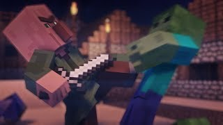 Fight for your CROPS!!! (Minecraft Animation)