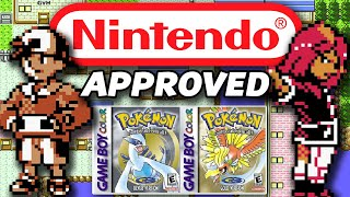 Beating Pokemon Gold & Silver How Nintendo Intended