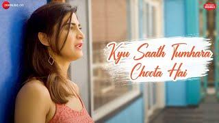Kyu Saath Tumhara Choota Hai | Sonu Kakkar | Jeet Gannguli | Kumar Vishwas | Zee Music Originals