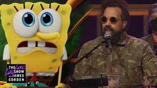 Reggie Watts' 'Spongebob' Is Out on Paramount+