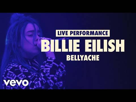 Billie Eilish - bellyache (Vevo LIFT Live Sessions)