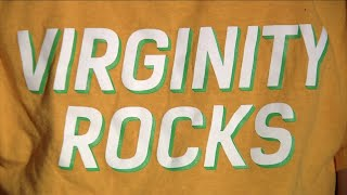 'Virginity Rocks': Student says he was told to change shirt at Clay High