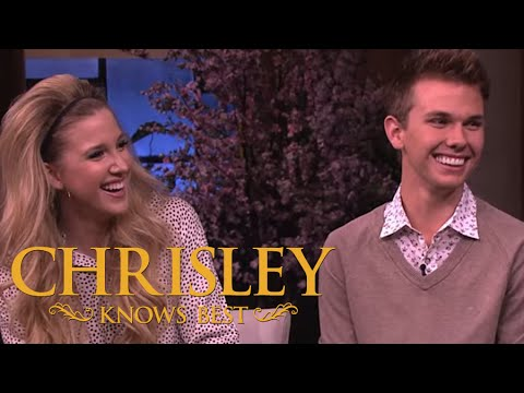 Chrisley Knows Best - Chrisley Family on Steve Harvey