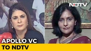 Tried our best to save Jayalalithaa: Apollo Vice-Chairpers..