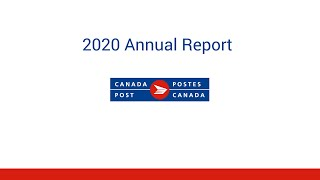 President and CEO Doug Ettinger discusses 2020 results and Annual Report