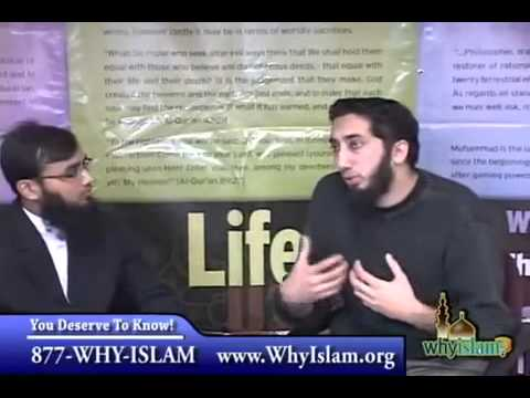 Why does God refer to Himself as We - Nouman Ali Khan