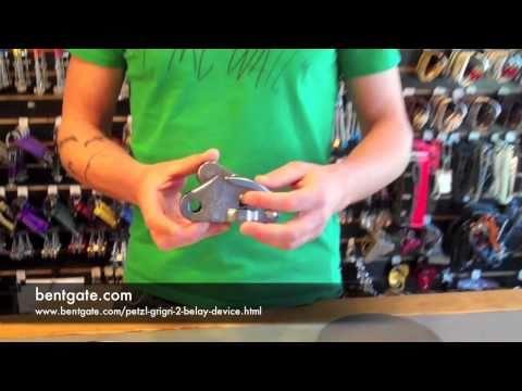 bentgate.com presents the Petzl Grigri 2 belay device