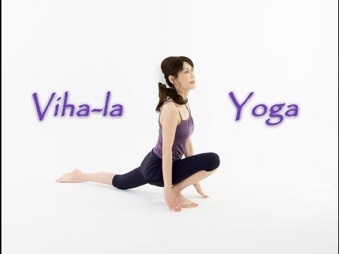 Yoga de アファーモーション ヨガレッスン