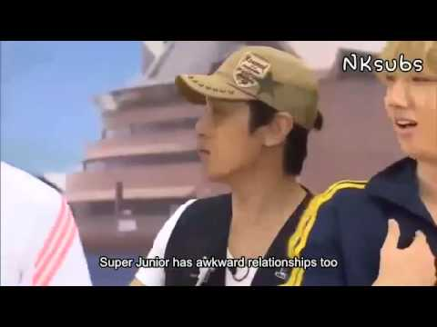 [Engsub] Shinhwa Broadcast Ep 29 [Guest: Super Junior] - Part 1