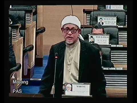 YB Marang Bahas Bajet, perjelas RUU 355 (part 1)