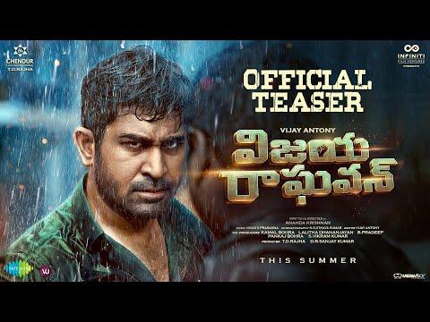 Telugu Teaser of Vijaya Raghavan - Vijay Antony