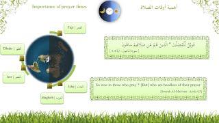 أنواع الصلاة - أهمية أوقات الصلاة | Types of prayers - Importance of prayer ...