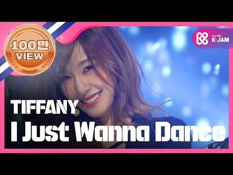 (ShowChampion EP.187) TIFFANY - I Just Wanna Dance