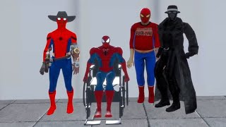 the spiderboys