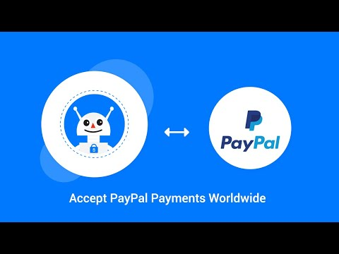 Accept PayPal Payments Worldwide with SnatchBot