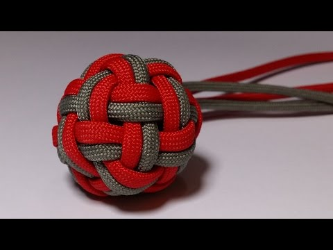 how to make a monkey fist without a marble