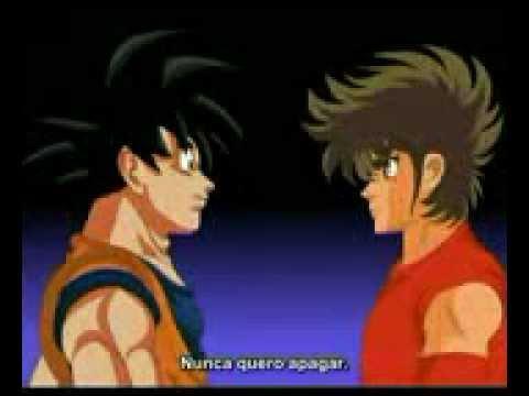 Seiya vs goku latino dating 4