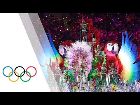 Rio 2016 Closing Ceremony Full HD Replay | Rio 2016 Olympic Games