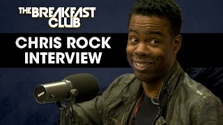 Chris Rock Squashes Beef With DJ Envy, Talks Charlie Murphy, Rick Ross & More