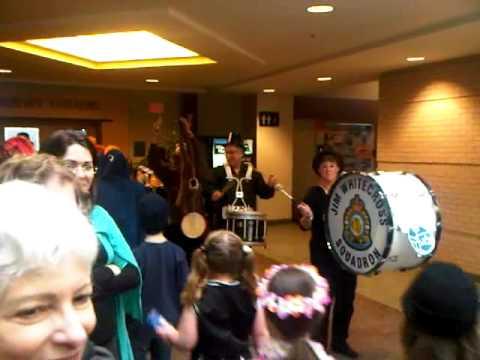 Gray Academy Purim Parade March 8